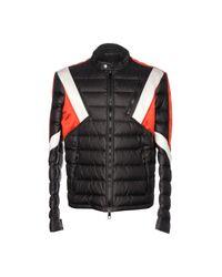 Neil Barrett Black Down Jacket for men