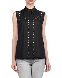 Givenchy | Black Shirt | Lyst