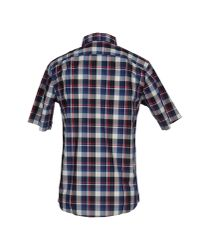 Dockers - Blue Shirt for Men - Lyst