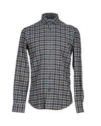 Aglini | Natural Shirt for Men | Lyst