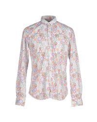 Xacus | White Shirt for Men | Lyst