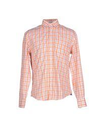 Alea | Orange Shirt for Men | Lyst