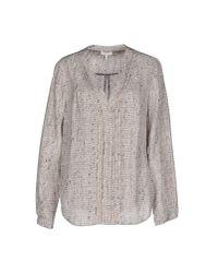 Joie | Natural Shirt | Lyst