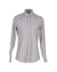 Dolce & Gabbana | Gray Shirt for Men | Lyst
