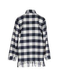 Aglini - Black Shirt - Lyst