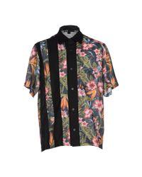 Y-3 Black Shirt for men