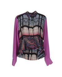 Leitmotiv - Multicolor Shirt - Lyst