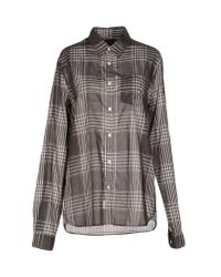 Woolrich | Gray Oxbow Bend Shirt Jac | Lyst