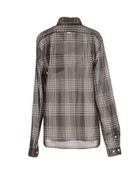 Woolrich - Gray Oxbow Bend Shirt Jac - Lyst
