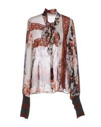Sonia Fortuna - Multicolor Shirt - Lyst