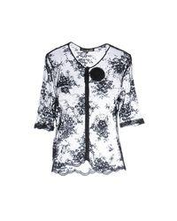 Twin Set - Black Shirt - Lyst