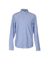 Carhartt - Blue Shirt for Men - Lyst