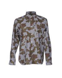 Golden Goose Deluxe Brand | Green Shirt for Men | Lyst