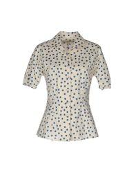 Dolce & Gabbana - Natural Shirt - Lyst