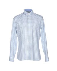 Alea - Blue Shirt for Men - Lyst