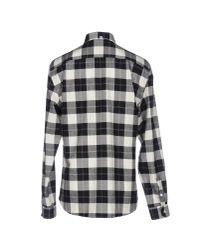 Macchia J - Black Shirt for Men - Lyst