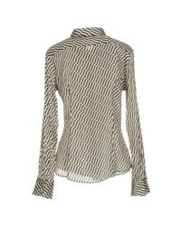 Camicettasnob - White Shirt - Lyst