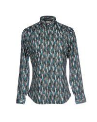 Michael Coal Multicolor Shirt for men