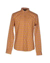 Scotch & Soda | Multicolor Shirt for Men | Lyst