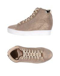 Liu Jo Gray High-tops & Sneakers