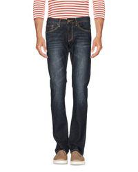 Pantalon en jean Sun 68 pour homme en coloris Blue