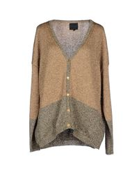 Hotel Particulier - Natural Cardigan - Lyst