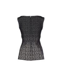 Prada - Black Sweater - Lyst
