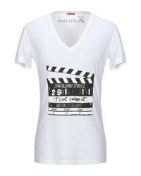 John Galliano T-shirts in White für Herren