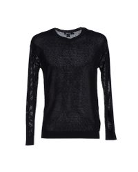 DKNY | Black Sweater for Men | Lyst