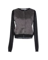 Schumacher - Black Cardigan - Lyst