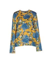 Marc By Marc Jacobs | Yellow Sweater | Lyst