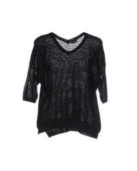 Snobby Sheep - Black Sweater - Lyst