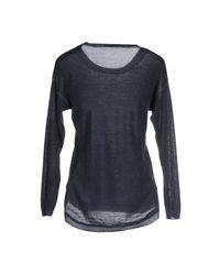 Purotatto Blue Sweater