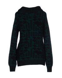 Ermanno Scervino Black Sweater