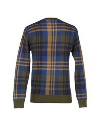 Scotch & Soda Blue Jumper for men