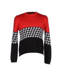 Relive - Red Sweater for Men - Lyst
