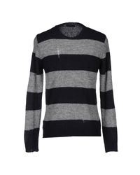 Fiver - Green Sweater for Men - Lyst