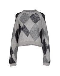 Ballantyne | Gray Sweater | Lyst