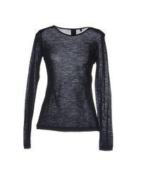 Aspesi Blue Sweater