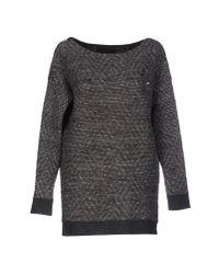 Maison Scotch Gray Sweater