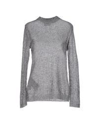 Prada | Gray Sweater for Men | Lyst