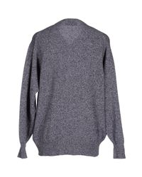 Barbour Blue Sweater for men