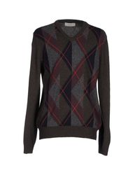 Pringle of Scotland - Black Sweater for Men - Lyst