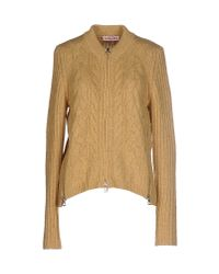 See By Chloé | Natural Cardigan | Lyst