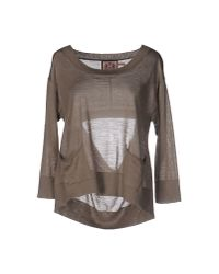 Juicy Couture | Gray Jumper | Lyst