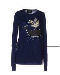 Markus Lupfer | Blue Sweater | Lyst