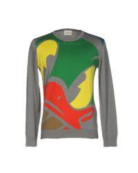 Iceberg | Gray Sweater for Men | Lyst