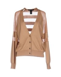 Marc By Marc Jacobs | Natural Cardigan | Lyst