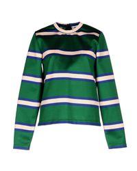 MSGM Green T-shirt
