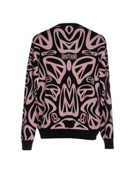 Moschino - Pink Sweater for Men - Lyst